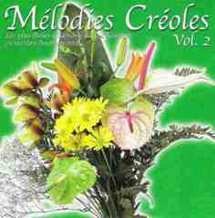 2000 Orchestre des Mascareignes Mélodies Créoles volume2 CD Digital Studio Discorama